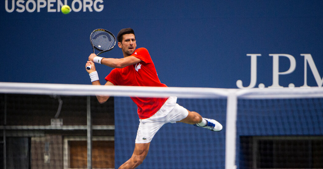 Novak Djokovic on Coronavirus, Vaccines and His Ill-Fated Adria Tour