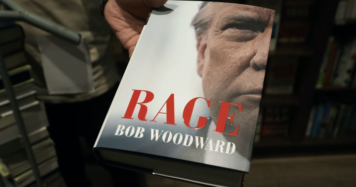 We read Rage, Bob Woodwards new Trump book, so you dont have to