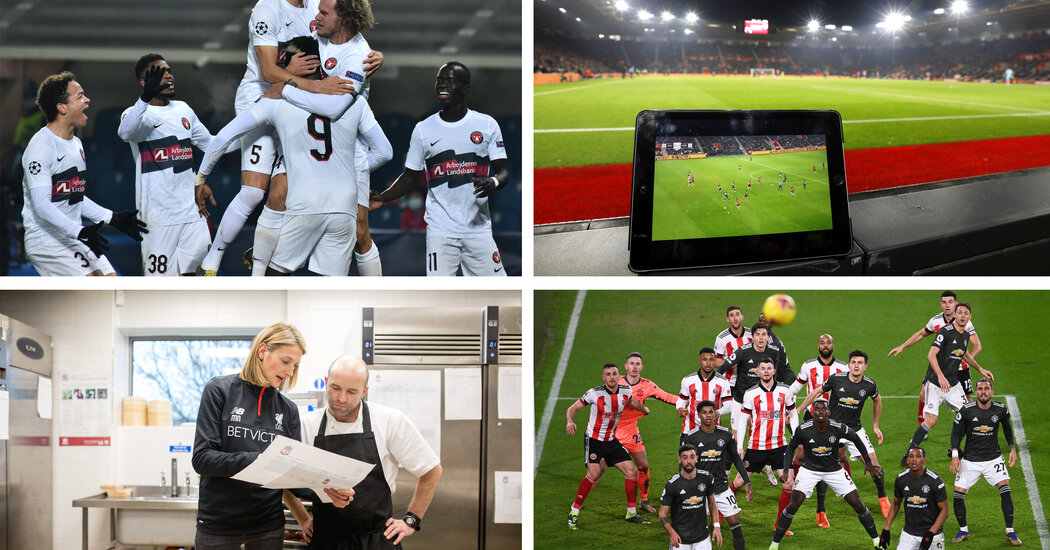 Data, Diet and Better Set Pieces: Seeking Soccer's Future
