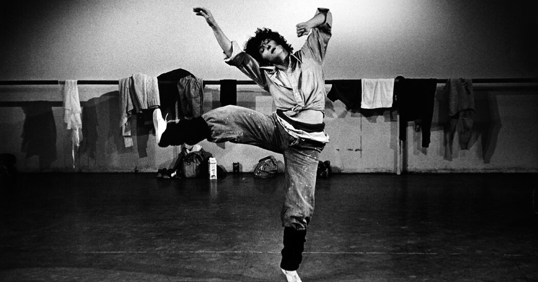 Twyla Tharp and Her Body of Perpetual Motion