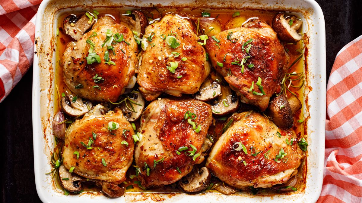 Bone-In, Skin-On Thighs Are the Easiest Chicken for Beginners