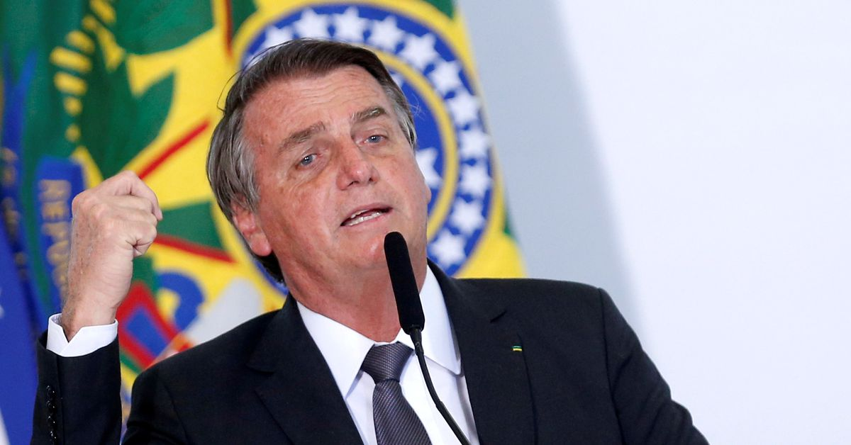 Brazils Bolsonaro could be discharged in next few days – hospital – Reuters