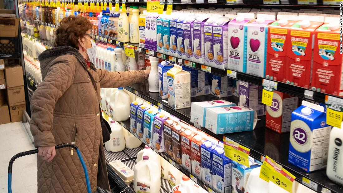 This yogurt maker wants to make fake milk taste real