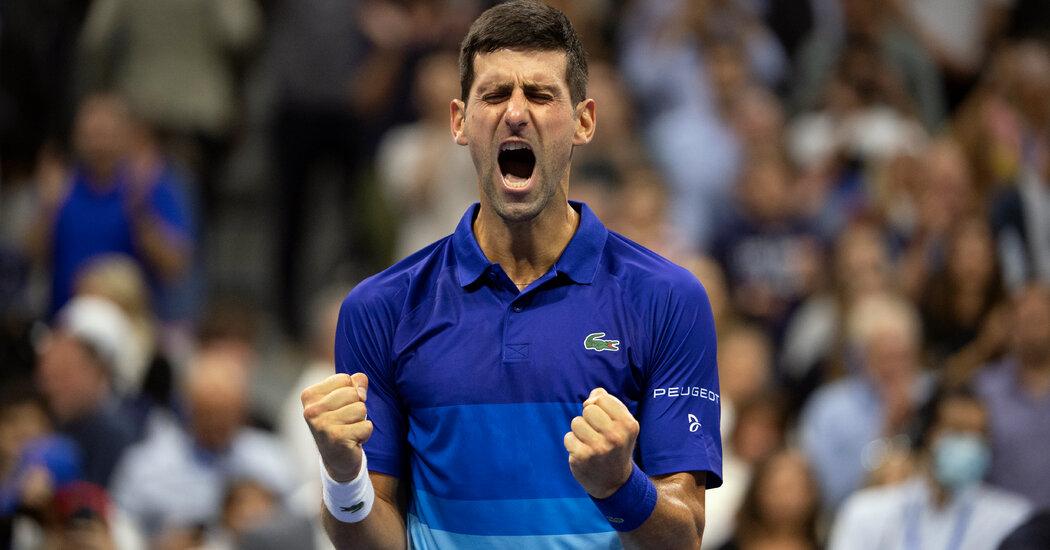 Novak Djokovic Tries to End 52-Year Grand Slam Drought at U.S. Open