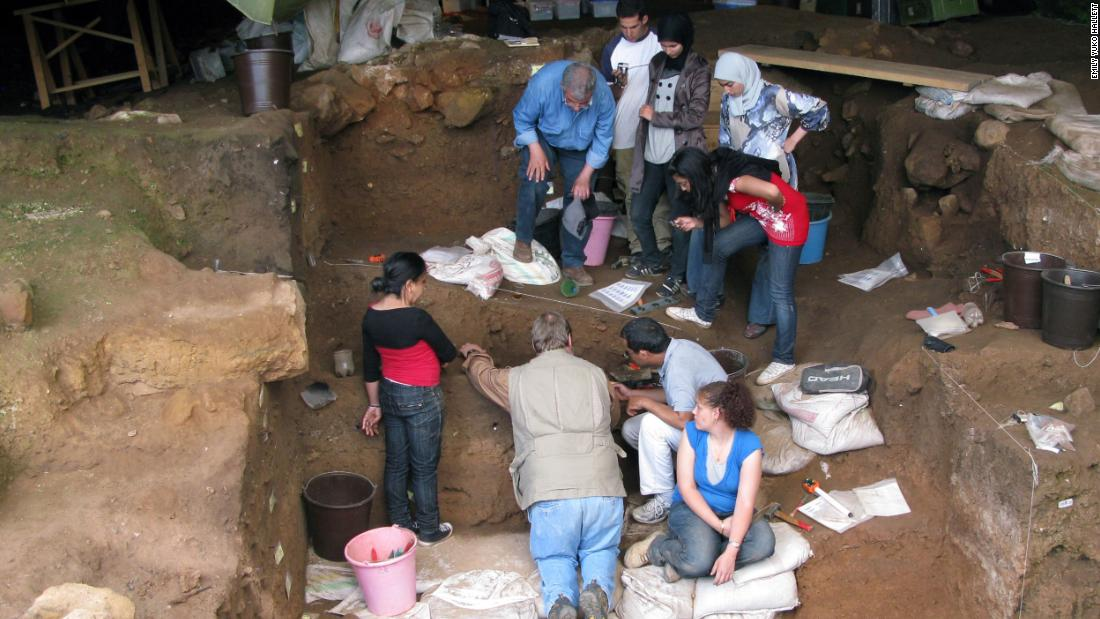 When did humans start wearing clothes? Discovery in a Moroccan cave sheds some light