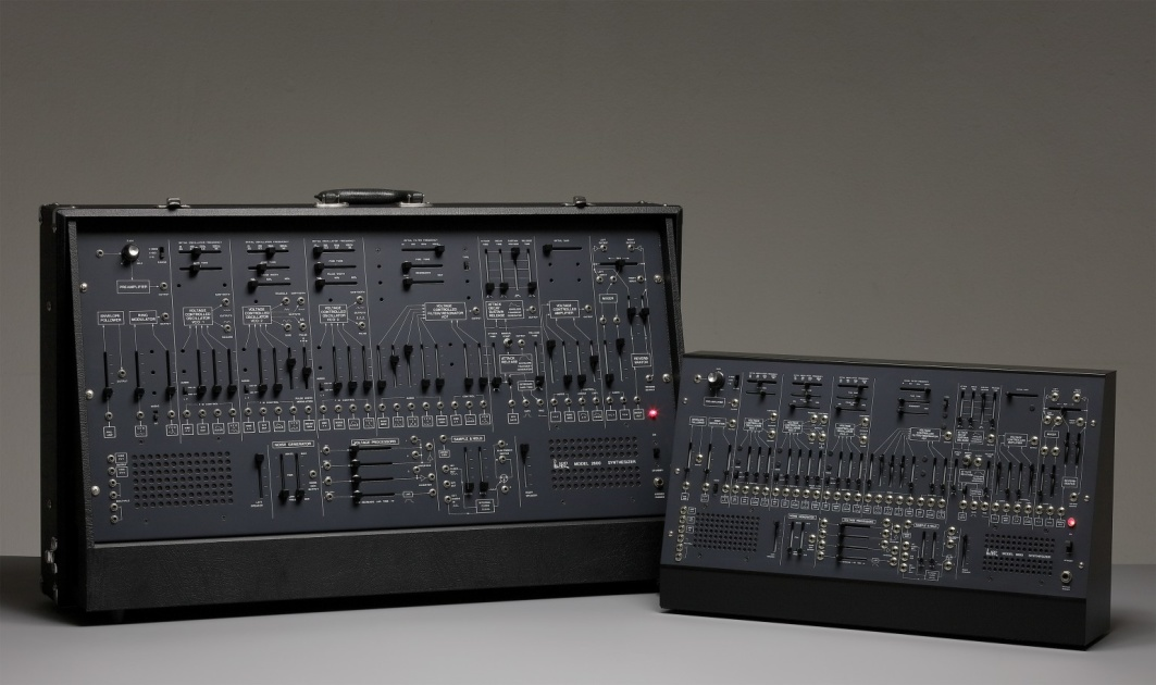 Korgs ARP 2600 M is a mini version of an iconic synth