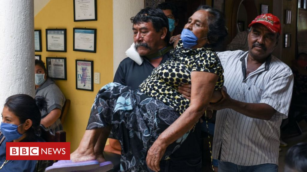 Covid: The Mexican villages refusing to vaccinate