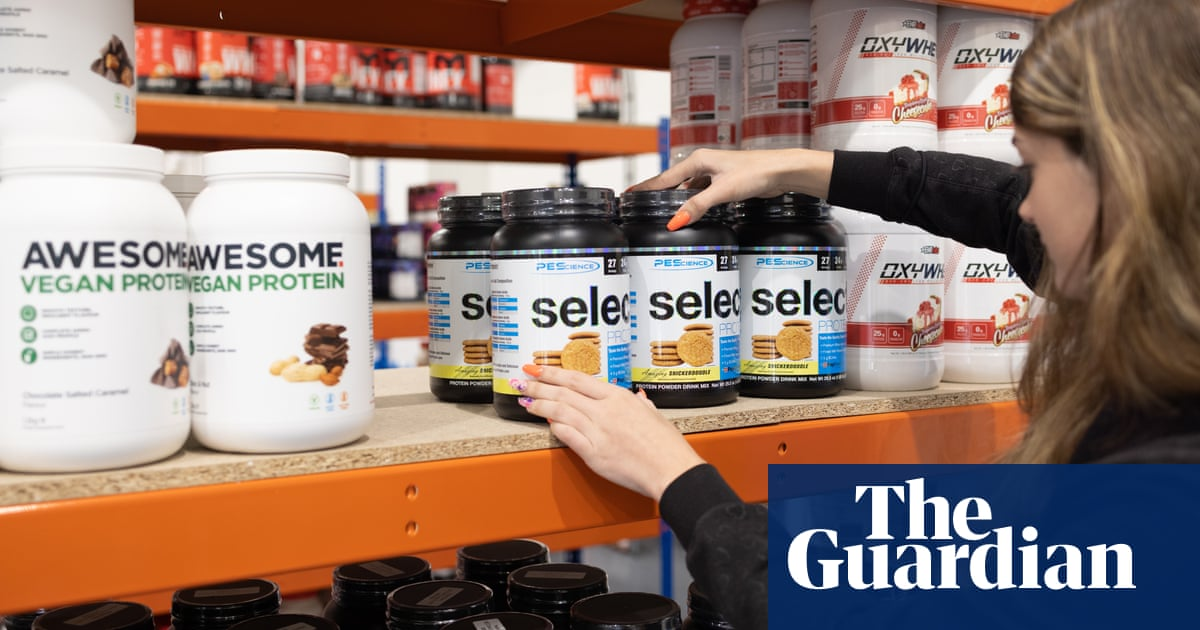 Muscles and methane: How protein became the food industry's biggest craze
